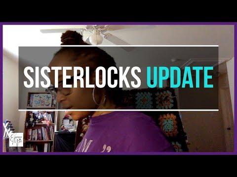 Sisterlocks Journey: 18 Months with Sisterlocks...Fine Hair, Thin Hair || August 2018
