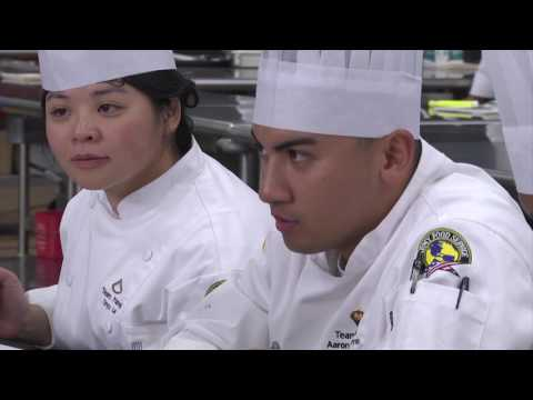 Air-Ready Military Culinary Arts Competition