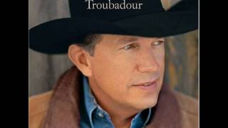 Watch George Strait I Saw God Today video