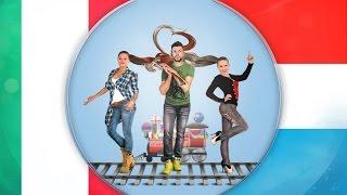 «Три реки и…», или «Сотона!». Детское Евровидение 2016. Нидерланды и Италия.