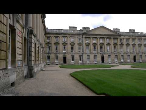 Oxford Experience - the Christ Church Quads