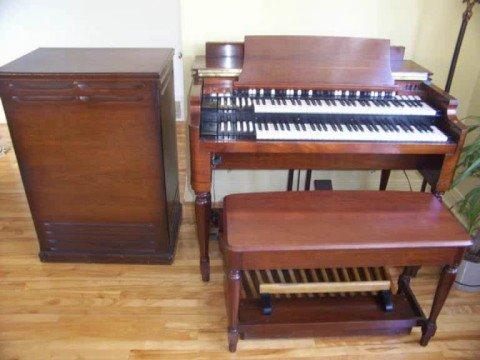 Auld long syne (Hammond Version)