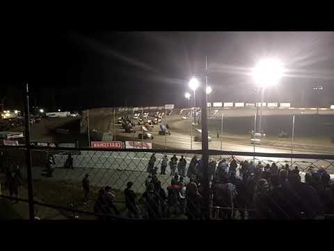 World of Outlaws Lakeside Speedway