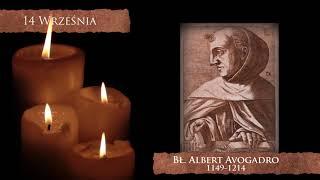 Skarby Kościoła 14 września | Bł. Albert Avogadro