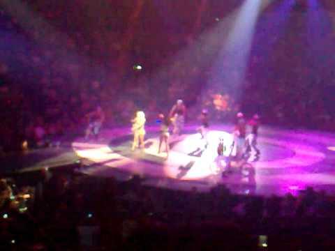 Britney Spears Boys  The Circus Tour Don Haskins Center El Paso Tx. 21/09/2009