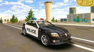 Машинки для детей | BeamNG Drive | Мультики про машинки, полицейская машина