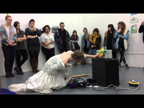'Rabbit Wedding'- Sound Performance, UWE Bristol Fine Art