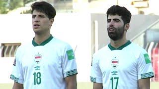 ملخص مباراة العراق وكمبوديا | تصفيات كأس العالم 2022