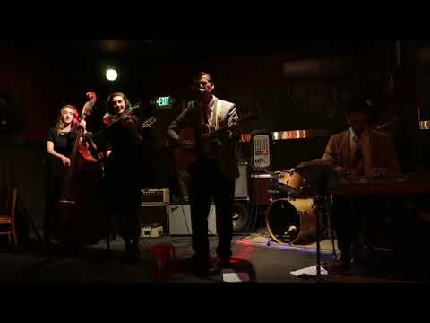 video:Hank and Ella with The Fine Country Band @ The Blue Lounge 1/10