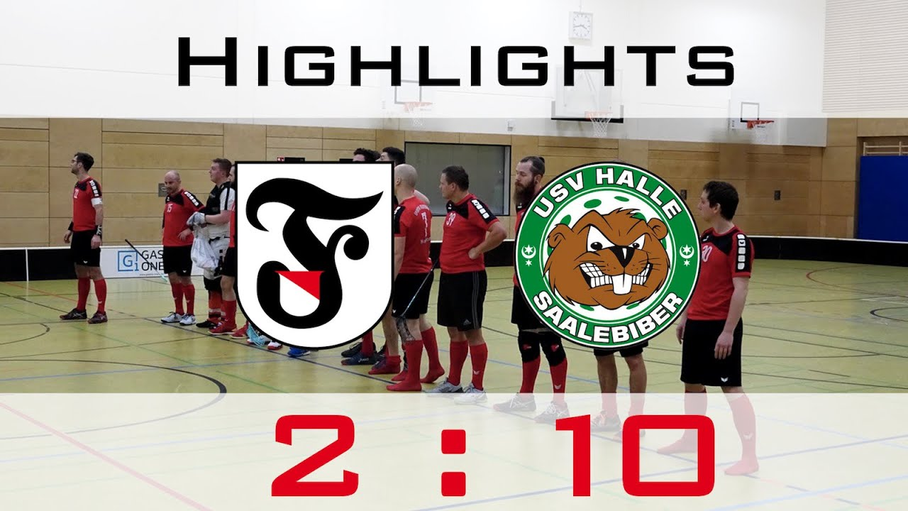 2. FBL: Sportvg Feuerbach vs. USV Halle Saalebiber