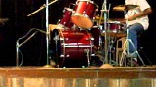 Drum Solo by David D