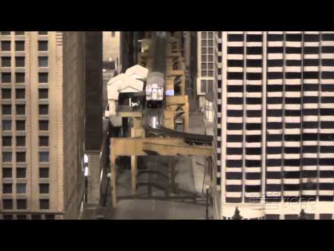 Drew's Trackside Adventures: Episode 14 - Chicago's Museum of Science & Industry
