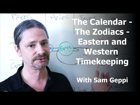 The Calendar - The Zodiacs and Timekeeping