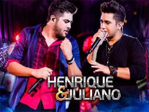 HENRIQUE E JULIANO-MUDANDO DE ASSUNTO