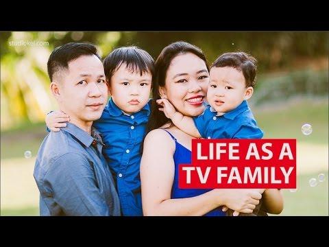 Life As A TV Family | The Family Affair | CNA Insider