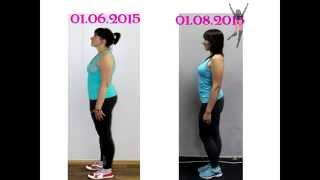Похудение за 2 месяца - это реально!!! Итоги проекта.