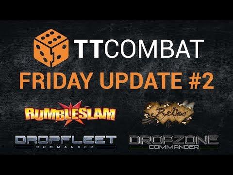 TTCombat Friday Update #2