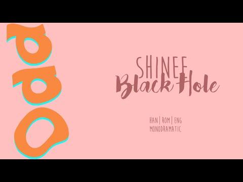 SHINee (샤이니) - Black Hole (Han|Rom|Eng)
