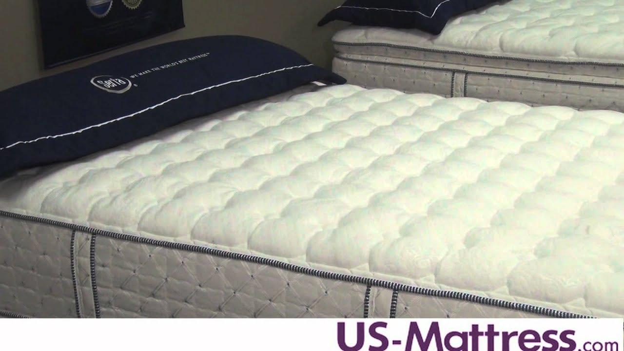 warren mattress jantenhoor essentials plush elite pillow sleeper info perfect nightstar sinclaire youtube serta