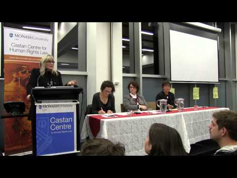 Prisoners and Human Rights Challenges (Dr Kim Pate, Debbie Kilroy, Dr Bronwyn Naylor)