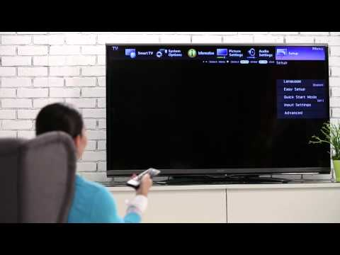 "HSN | How Setup WiFi On The Sharp Aquos 60""Smart TV"