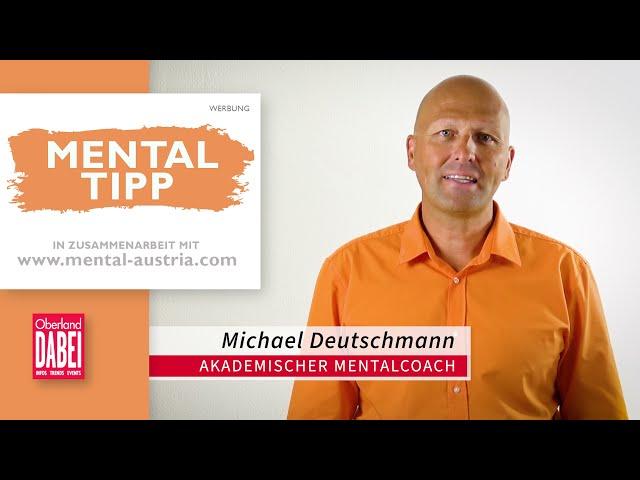 Oberland DABEI Mentaltipp - 15.09.2021