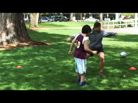 Playing Soccer: A Healthy and Fun Family Activity by Family Academy