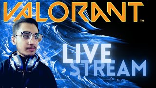 VALORANT Live Stream INĎIA | GRIND is ON