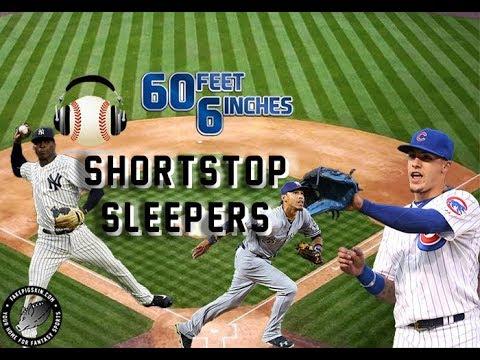 60 Feet 6 Inches: Shortstop Sleepers