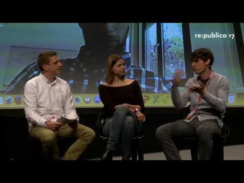 re:publica 2017 - Wie digitale Medien das Machtmonopol von Spitzensportverbänden verändern on YouTube
