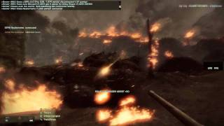 Battlefield: Bad Company 2: Vietnam Multiplayer Gameplay PC