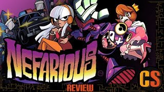 NEFARIOUS - PS4 REVIEW