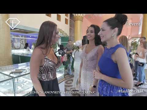 Slanovskiy Zarina 23 07 20 fashion tv