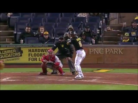 Pittsburgh Pirates 2015 Walk offs