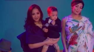 "Jojo feat Rian Idol Jr "" Muara Kasih Bunda ""  - Mom & Kids Awards (19/12)"