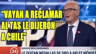 Le quitan medallas a Chile por nacionalizar a deportista cubano sin cumplir requisito