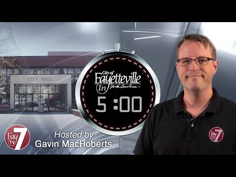 """Fayetteville In 5"" - Episode 2 (April 15, 2015)"
