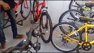 TechFest 2015-16 Firefox bicycles