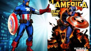 Captain america theme remix - Marvel Vs. Capcom