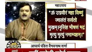 Shatru Badha Nivarak Shaktishali Narsingh Mantra