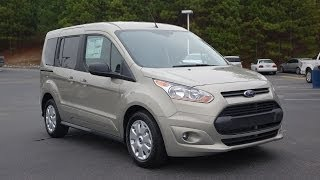 2014 Ford Transit Connect   What