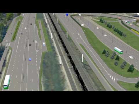 Ülemiste liiklussõlme rekonstrueerimine Tallinnas