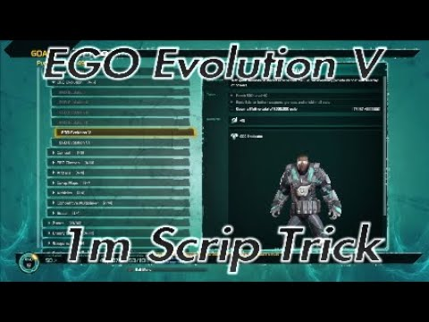 EGO Evolution V: 1m Scrip Trick - Defiance 2050