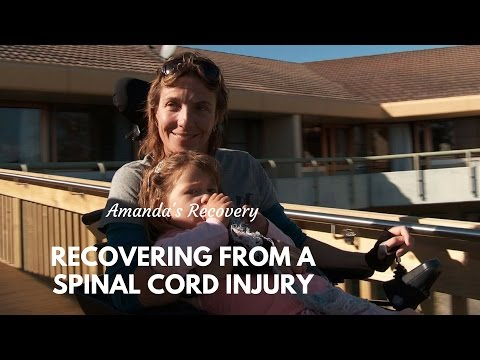 Recovering from a Spinal Cord Injury