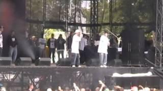 Kool Savas & Illmatic   Ich weiss nicht wie Live HipHop