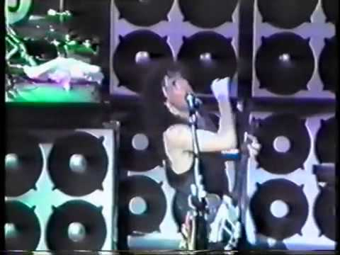 KISS Live In Newcastle 9/29/1988 Crazy Nights World Tour