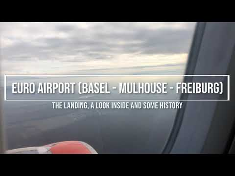 EuroAirport Basel, Mulhouse, Freiburg - Landing, Duty-Free Area And History