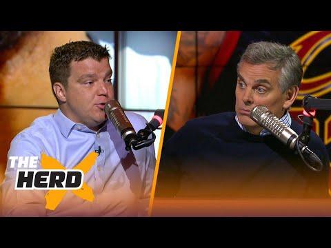 Dan Woike on who will land LeBron and Kawhi, Talks upcoming 2018 NBA Draft | NBA | THE HERD