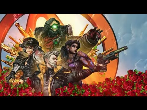 Borderlands 3 All Characters Trailers |