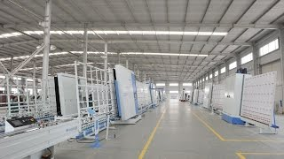Automatic Double glass , insulating glass machine production line